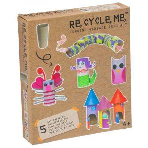 recycleme fairytale kids art